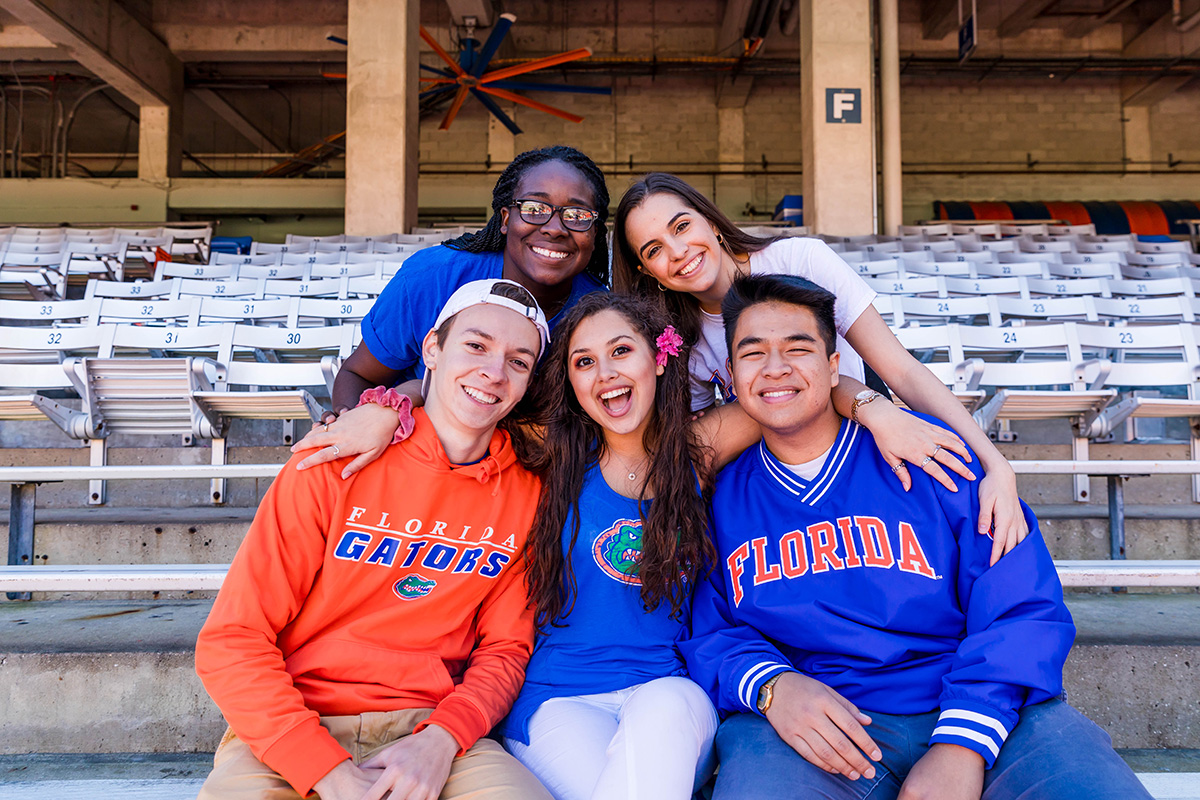 UF Division of Student Affairs is now the Division of Student Life
