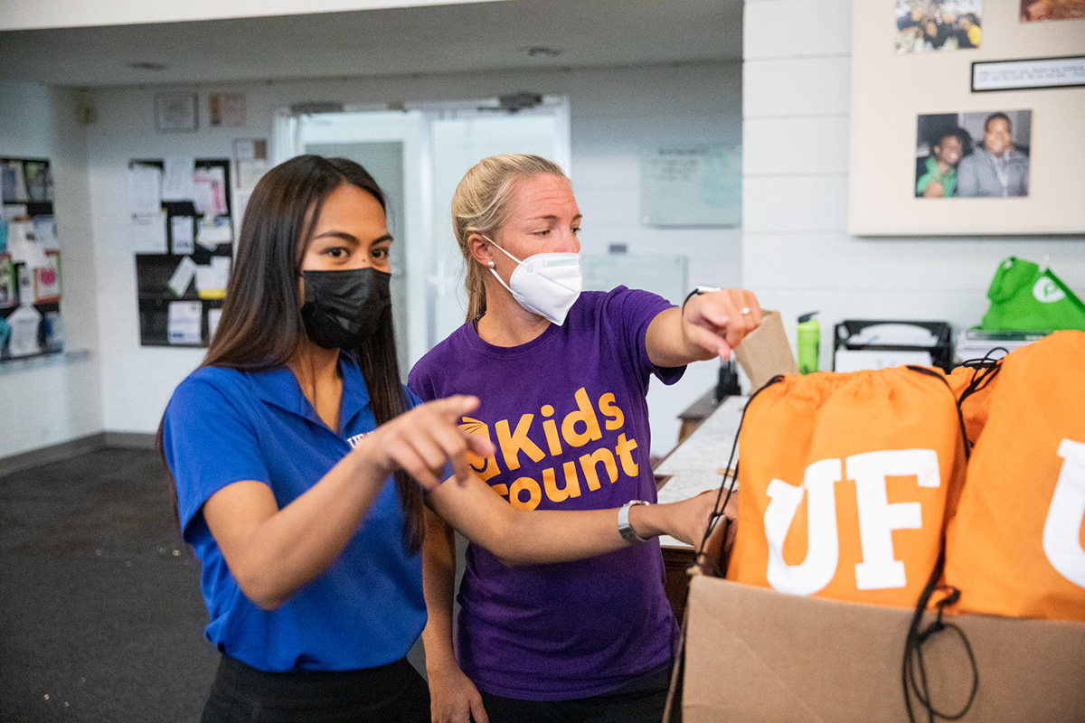 UF Student Life initiative forges local partnerships to help empower East Gainesville students
