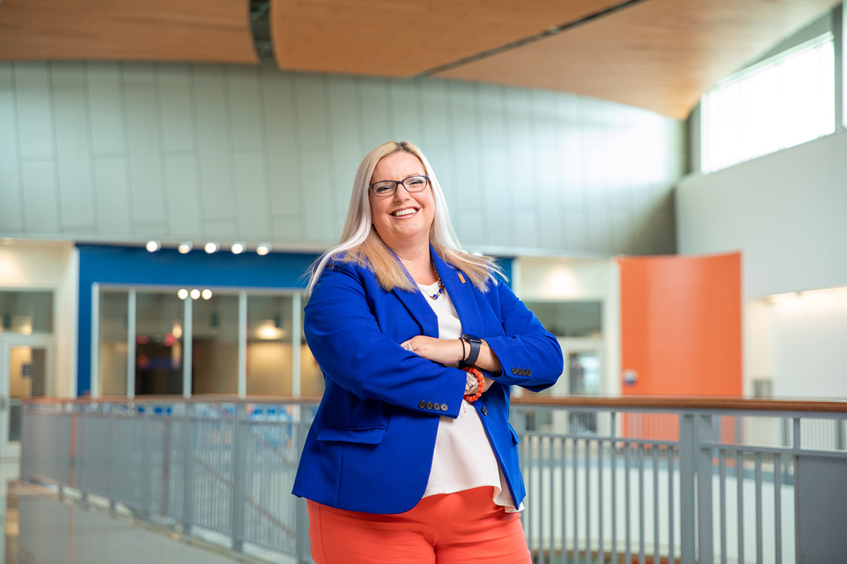 Tara Gallagher hired as director of student philanthropy and donor relations