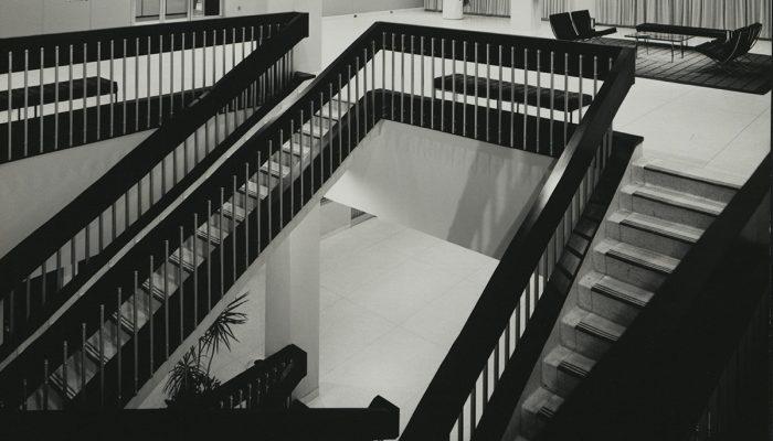 Reitz art gallery in 1967